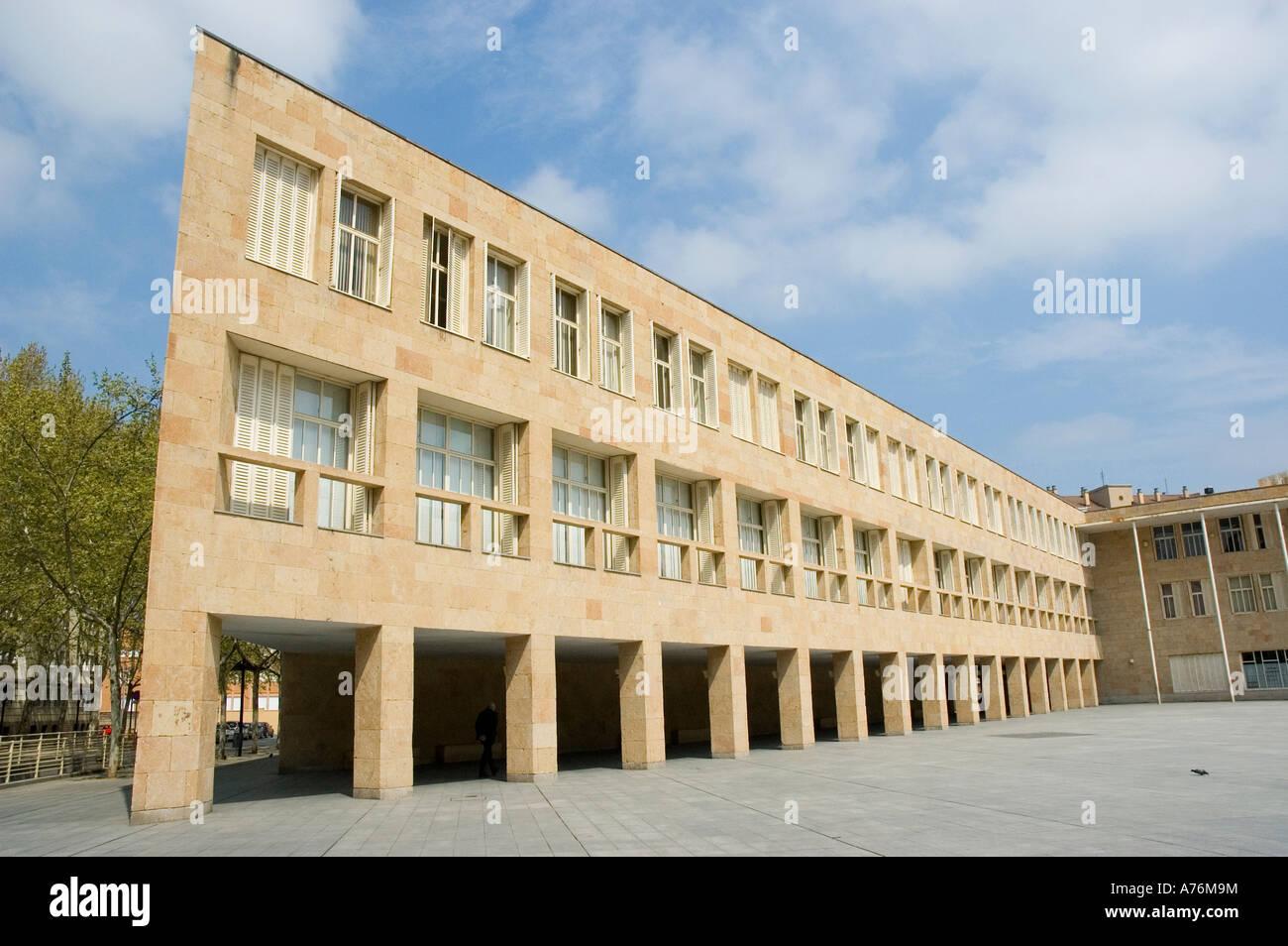 City hall rafael moneo logro o im genes de stock city - Arquitectos logrono ...