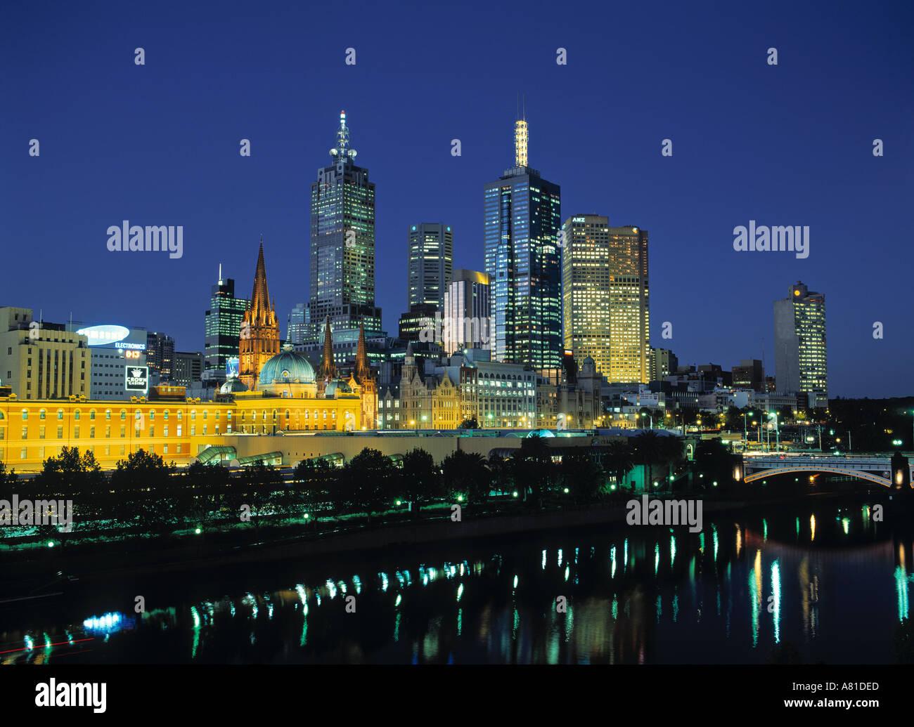 Melbourne, Victoria, Australia Imagen De Stock