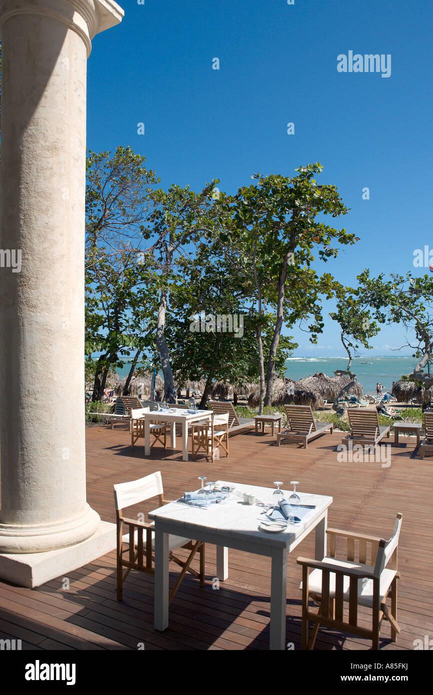Restaurante En La Terraza Casa Colonial Beach Resort En