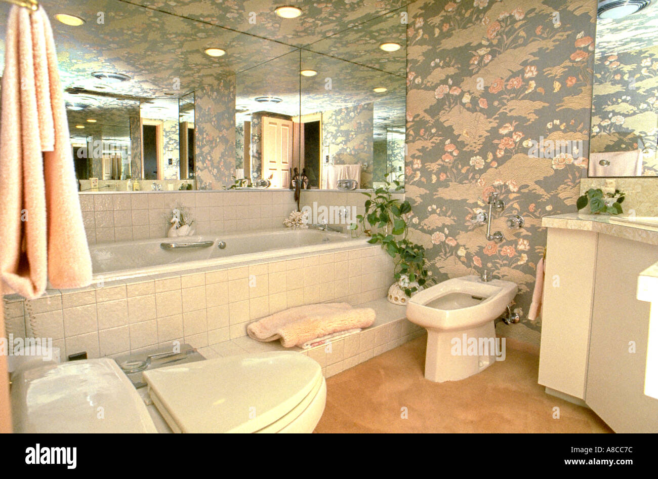 Pittsburgh, PA, USA \'jacuzzi\' \'interiores de lujo ...