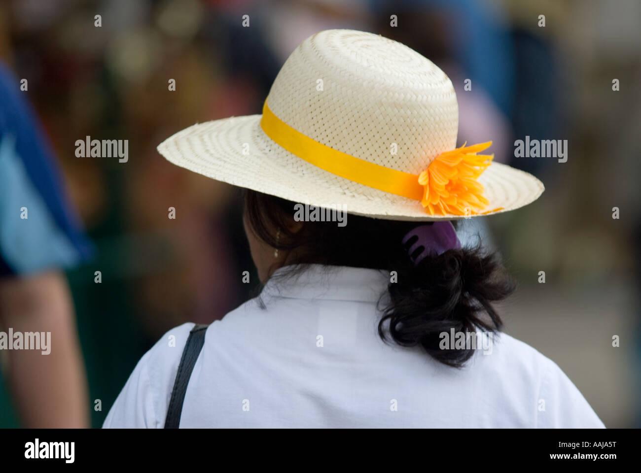 Panama Hats Yucatan Imágenes De Stock   Panama Hats Yucatan Fotos De ... 72ec2f9101f