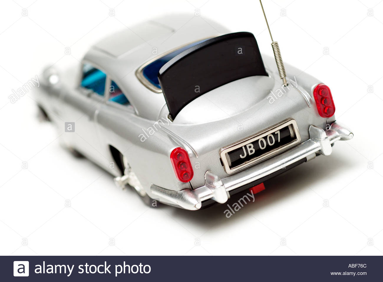 Juguete Aston De Vintage Thunderball Película James Bond Coche lF3TcuK1J