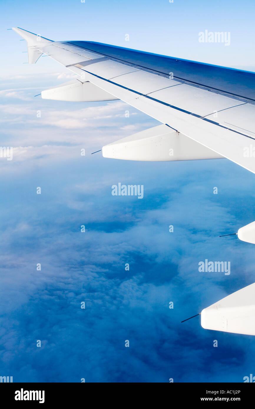 Perfil aerodinámico Foto de stock