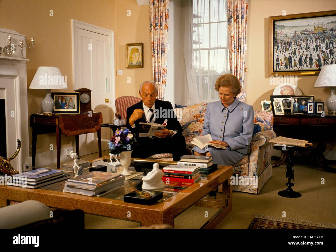 Margaret Thatcher En El N 250 Mero 10 De Downing Street