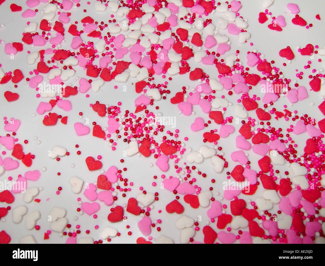 Fondo de San Valentín Foto de stock