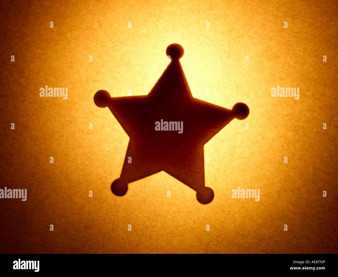 Sheriff Star Imágenes De Stock & Sheriff Star Fotos De