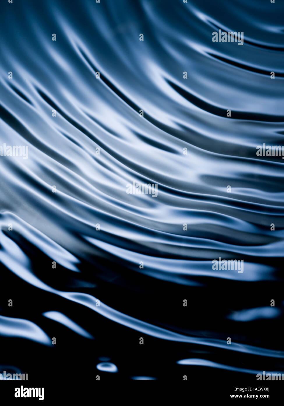 Agua cerca, arriba, líquido, líquido refrigerante, fresco, nuevo, fresco, frío, húmedo, dip, Imagen De Stock