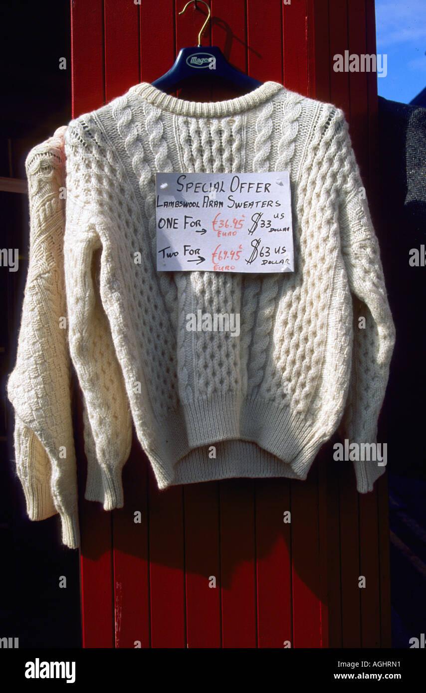Irish Sweater Imágenes De Stock & Irish Sweater Fotos De Stock - Alamy