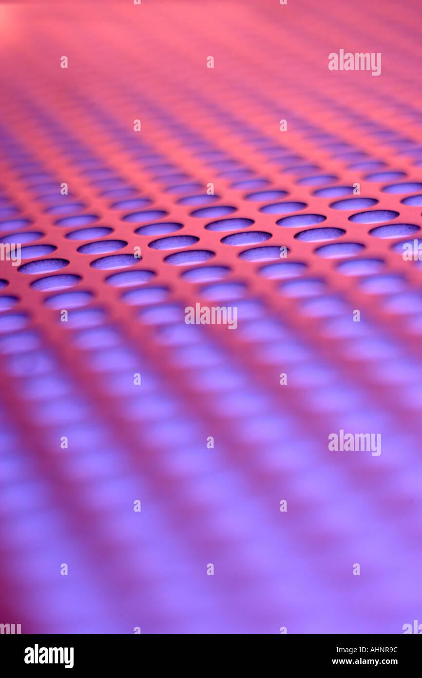 Color de fondo de alta tecnología Imagen De Stock
