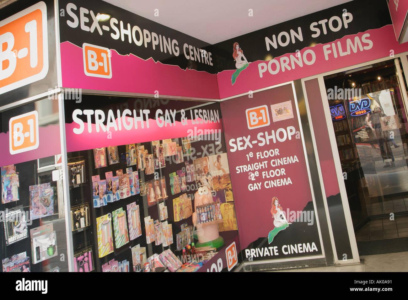 Sex Shop Dvd