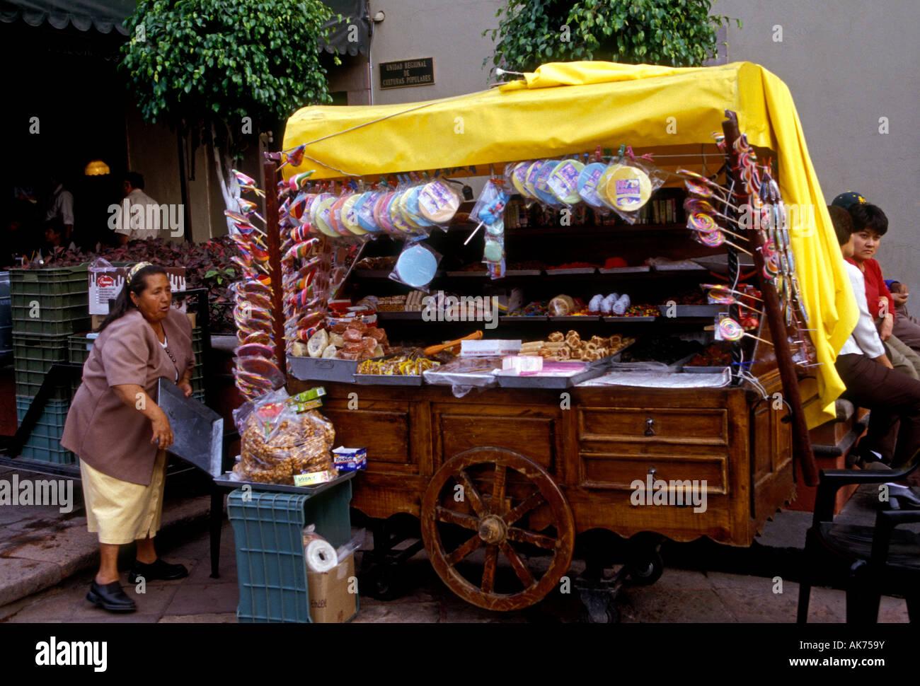 Mexican Candies And Snacks Imágenes De Stock & Mexican