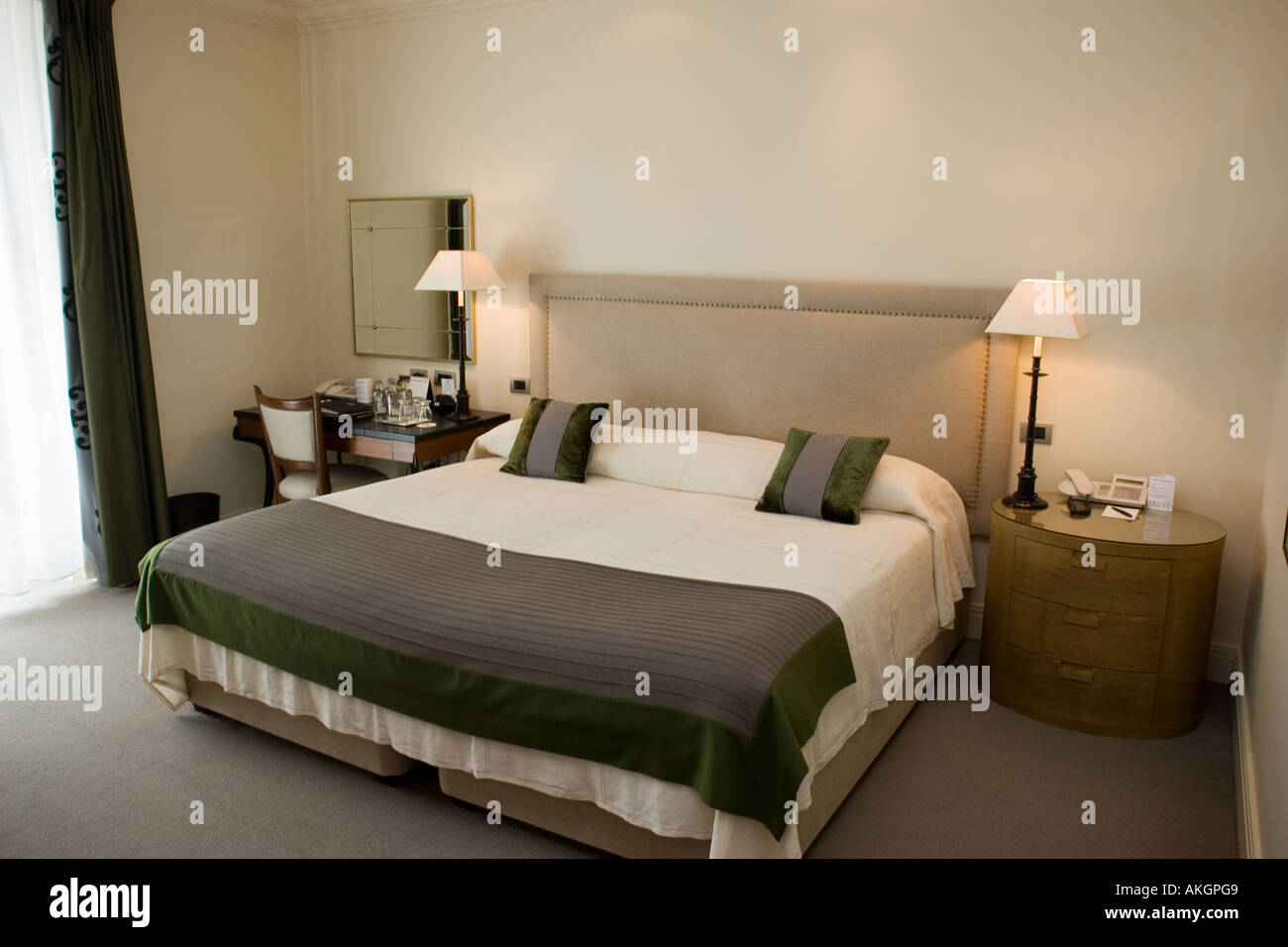 Hotel Amigo Bruselas Imagen De Stock