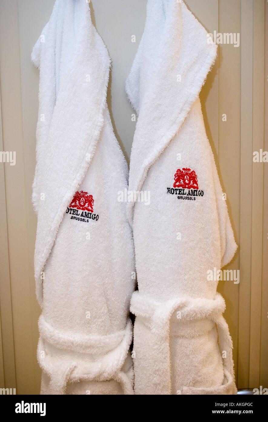 Batas Hotel Amigo Bélgica Imagen De Stock