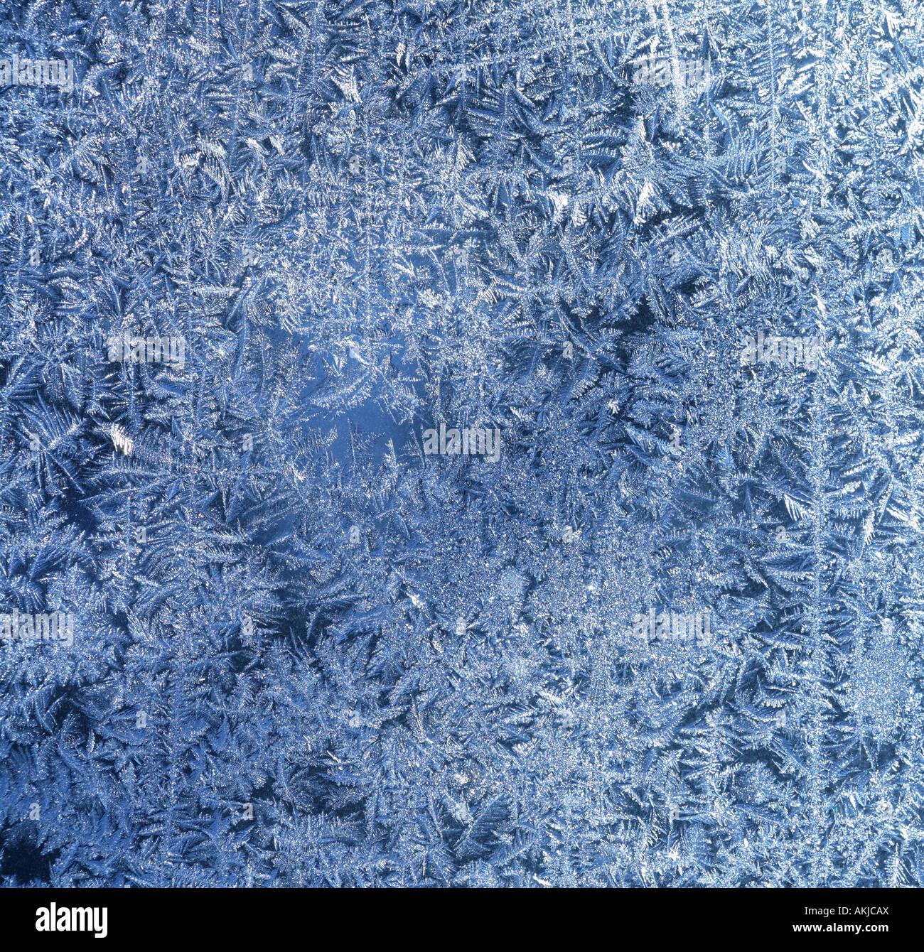 Escarcha textura #1 Imagen De Stock