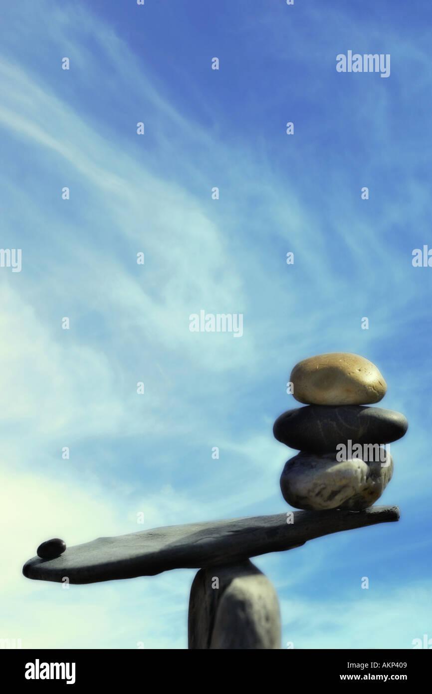 piedras Imagen De Stock