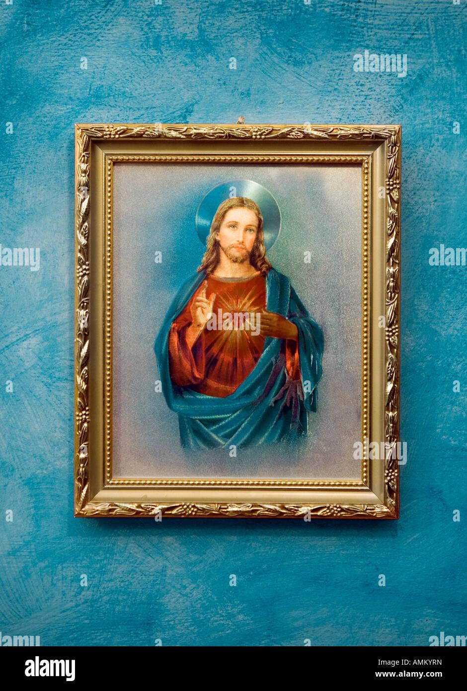 Bonito Jesús Enmarcado Fotos Foto - Ideas de Arte Enmarcado ...
