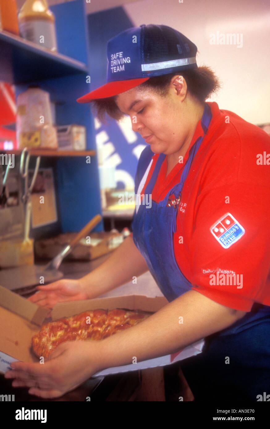 Increíble Reanudar Trabajador De Pizza Fotos - Ejemplo De Colección ...