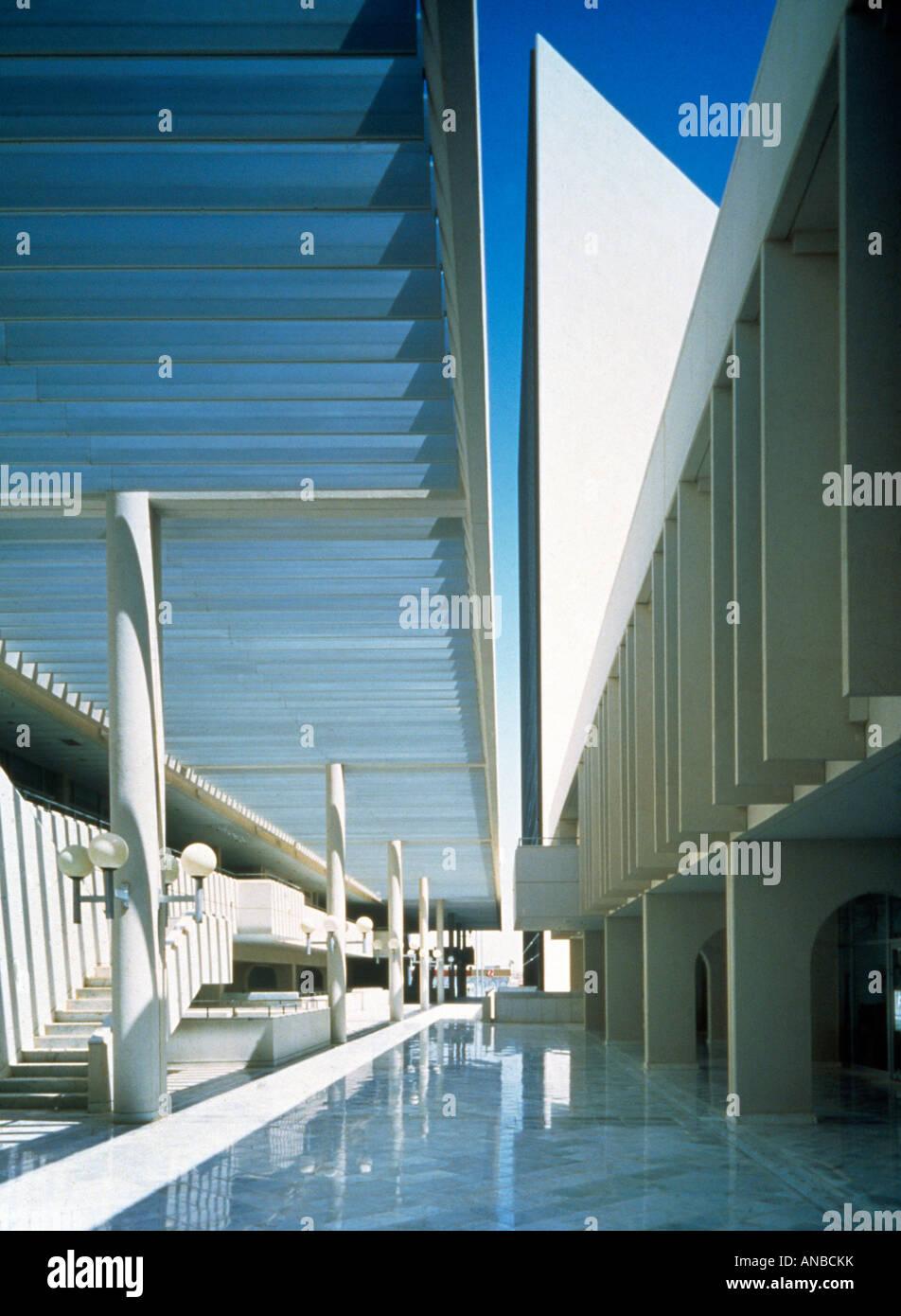 Riad, Arabia Saudita Faisal Foundation Imagen De Stock