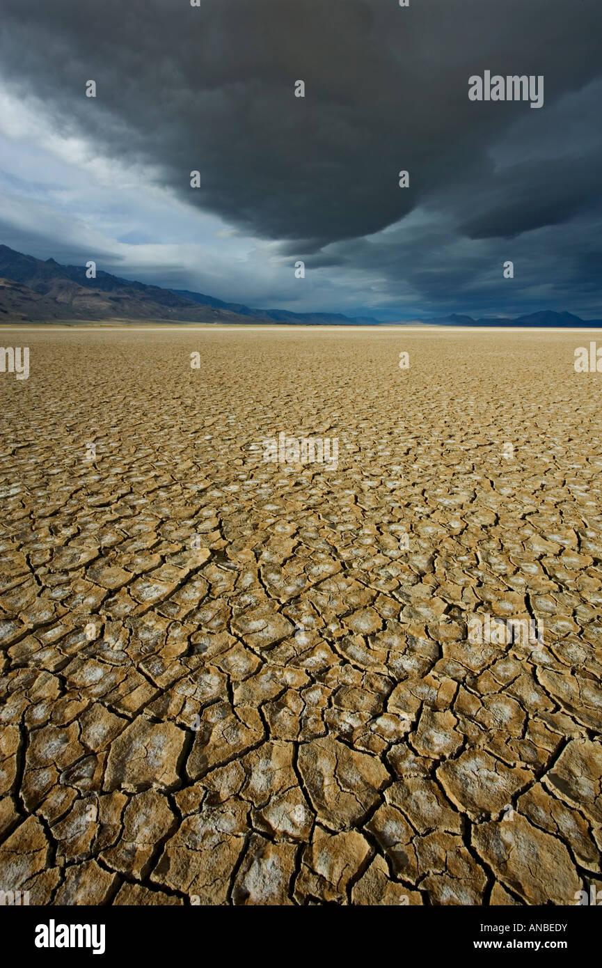 Desierto de Alvord Imagen De Stock