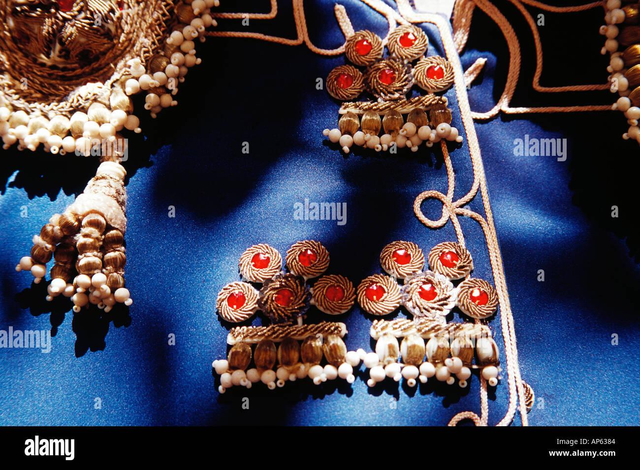 España traje de luces torero vestido Imagen De Stock