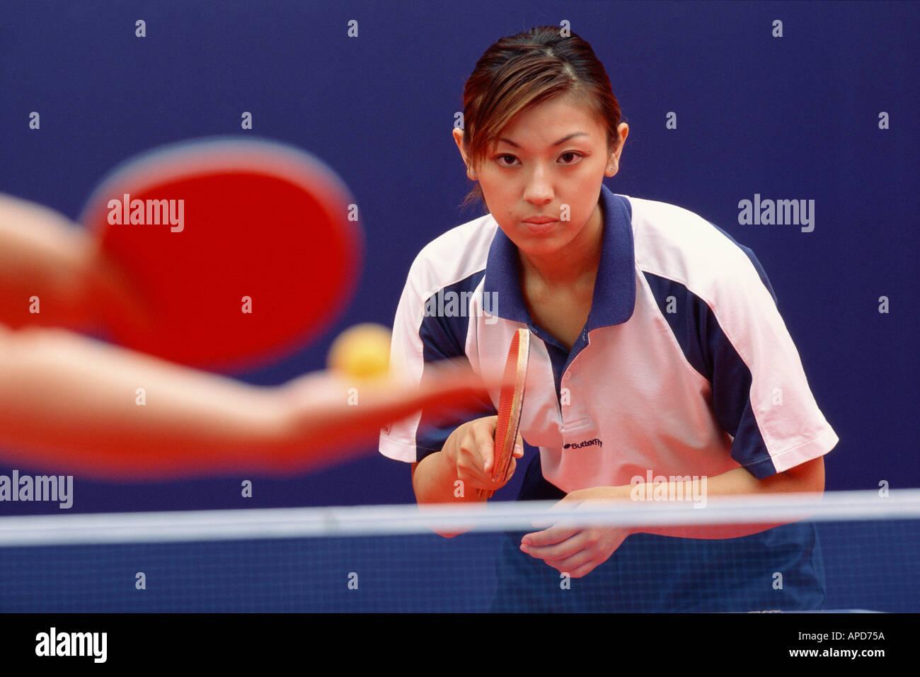 d067e691f0049 Deportes Deportes de Raqueta de Tenis de mesa de Ping Pong Foto ...