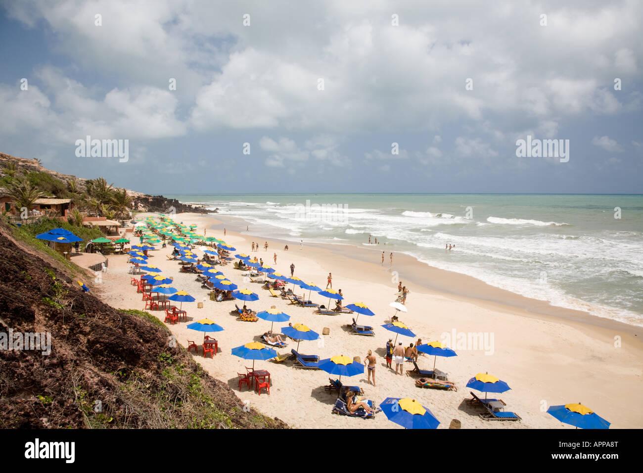 Pipa, Praia do Amor, Amor Beach, Rio Grande do Norte, Brasil Imagen De Stock