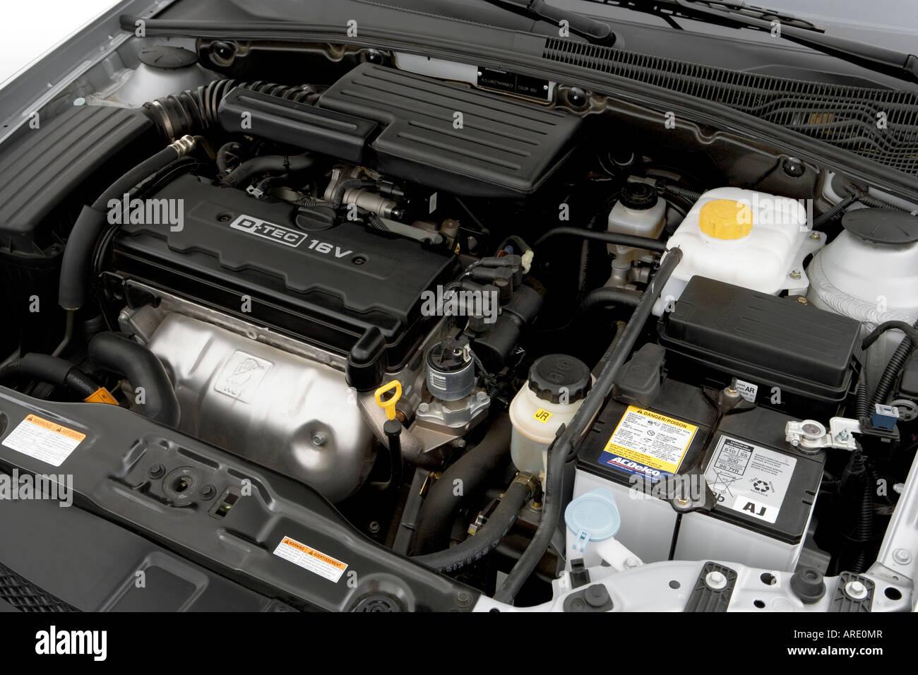 Suzuki forenza 2006 motor