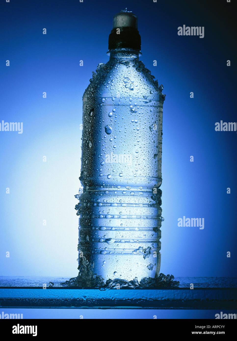 Botella de agua Imagen De Stock
