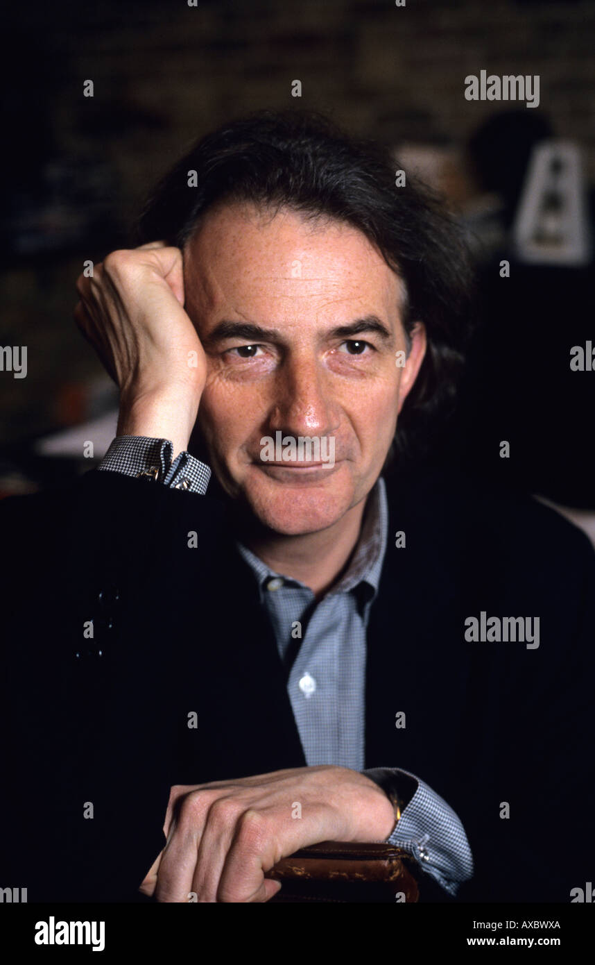 Sir Paul Smith, diseñador de moda visto en Londres en 1994. Foto Terry Fincher Imagen De Stock