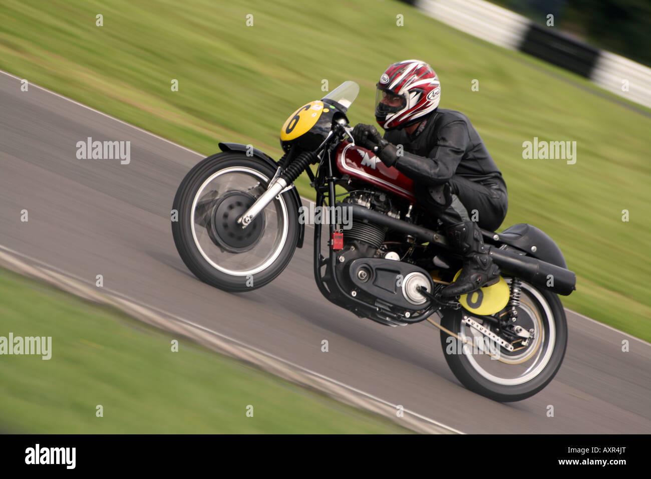 Racing Motorcycle Imágenes De Stock & Racing Motorcycle Fotos De ...