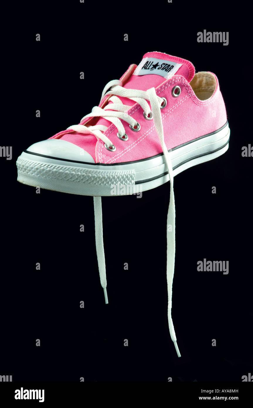 Converse Shoe Trainer Imágenes De Stock & Converse Shoe