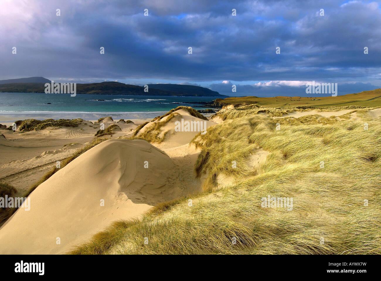 Schottland 2008 Scotland 2008 Balnakeil Bay Cape Wrath balnakeil sutherland durness highlands Foto de stock