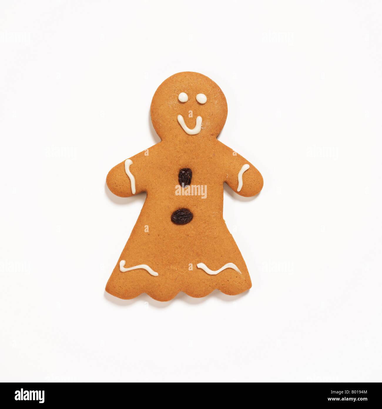 Gingerbread cookie Imagen De Stock