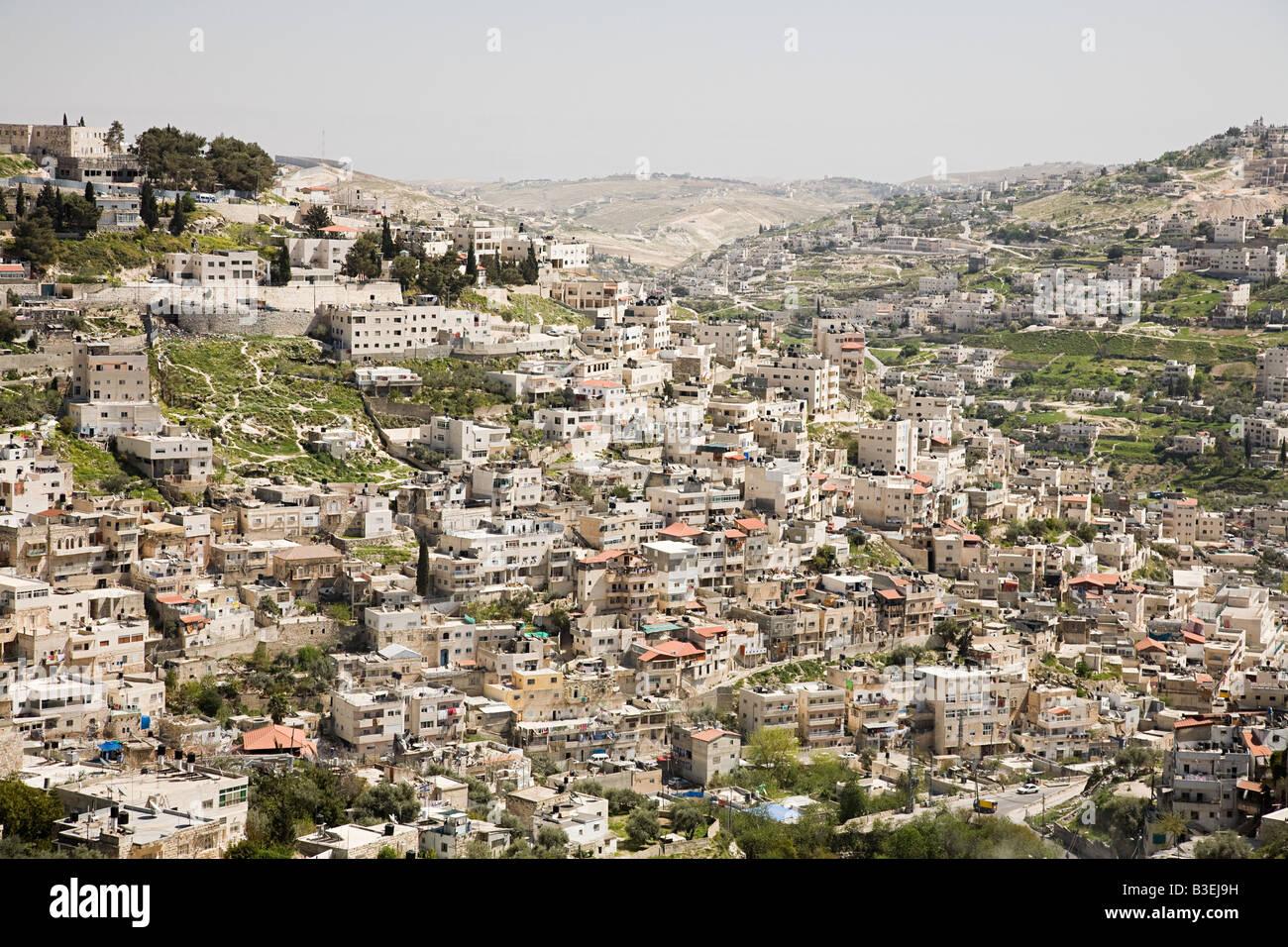 Jerusalén oriental Imagen De Stock