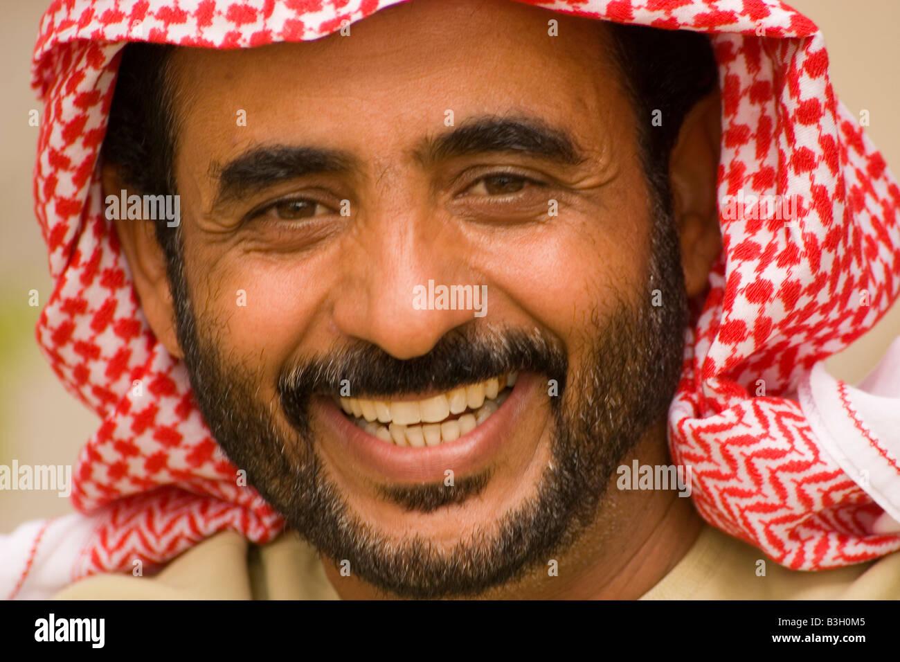 Hombre maduro sonriendo, Retrato Imagen De Stock