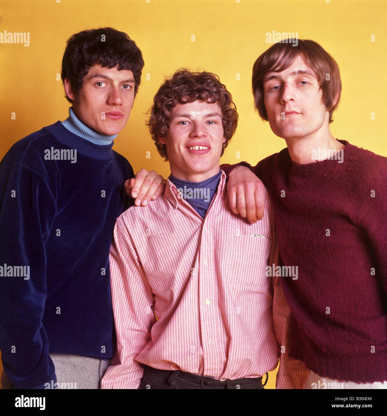 Atasco de sonido 60s grupo pop británico Imagen De Stock