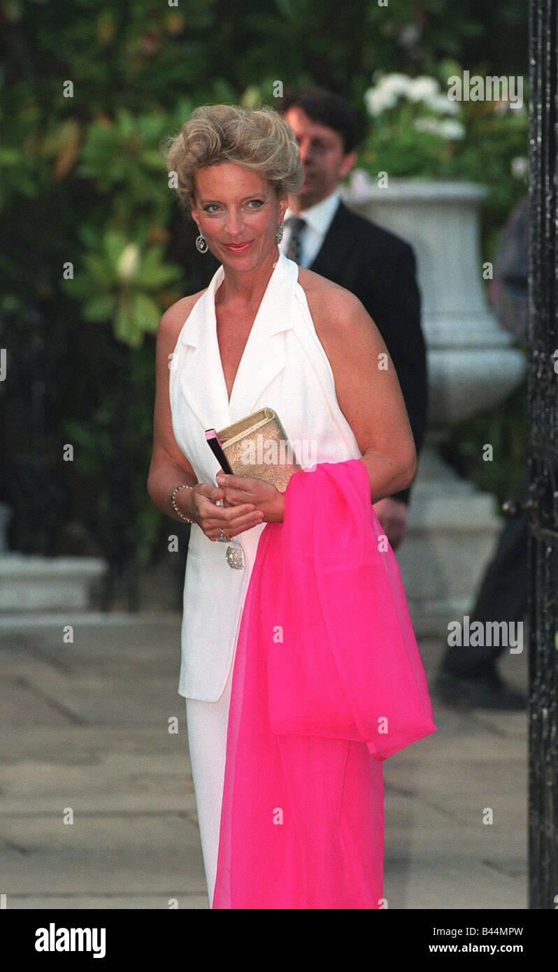 Princess Michael Of Kent Wedding Imágenes De Stock & Princess ...
