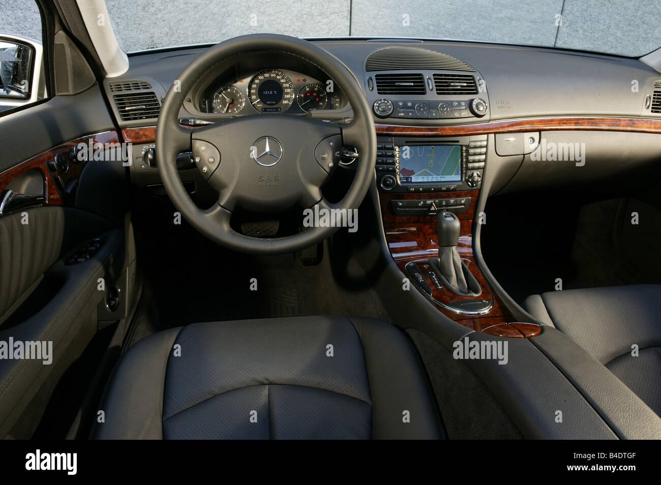 Coche  Mercedes E 320 Cdi U   Clase E  De Tama U00f1o Medio
