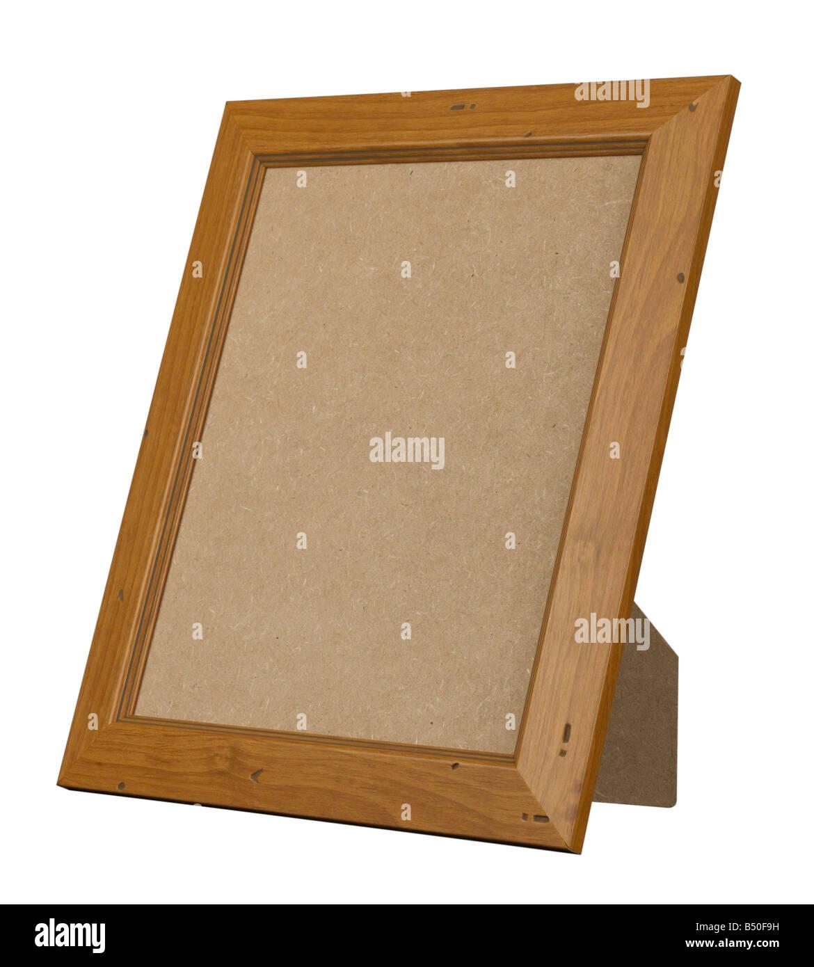Imagen de madera bastidor soporte de pie Foto & Imagen De Stock ...