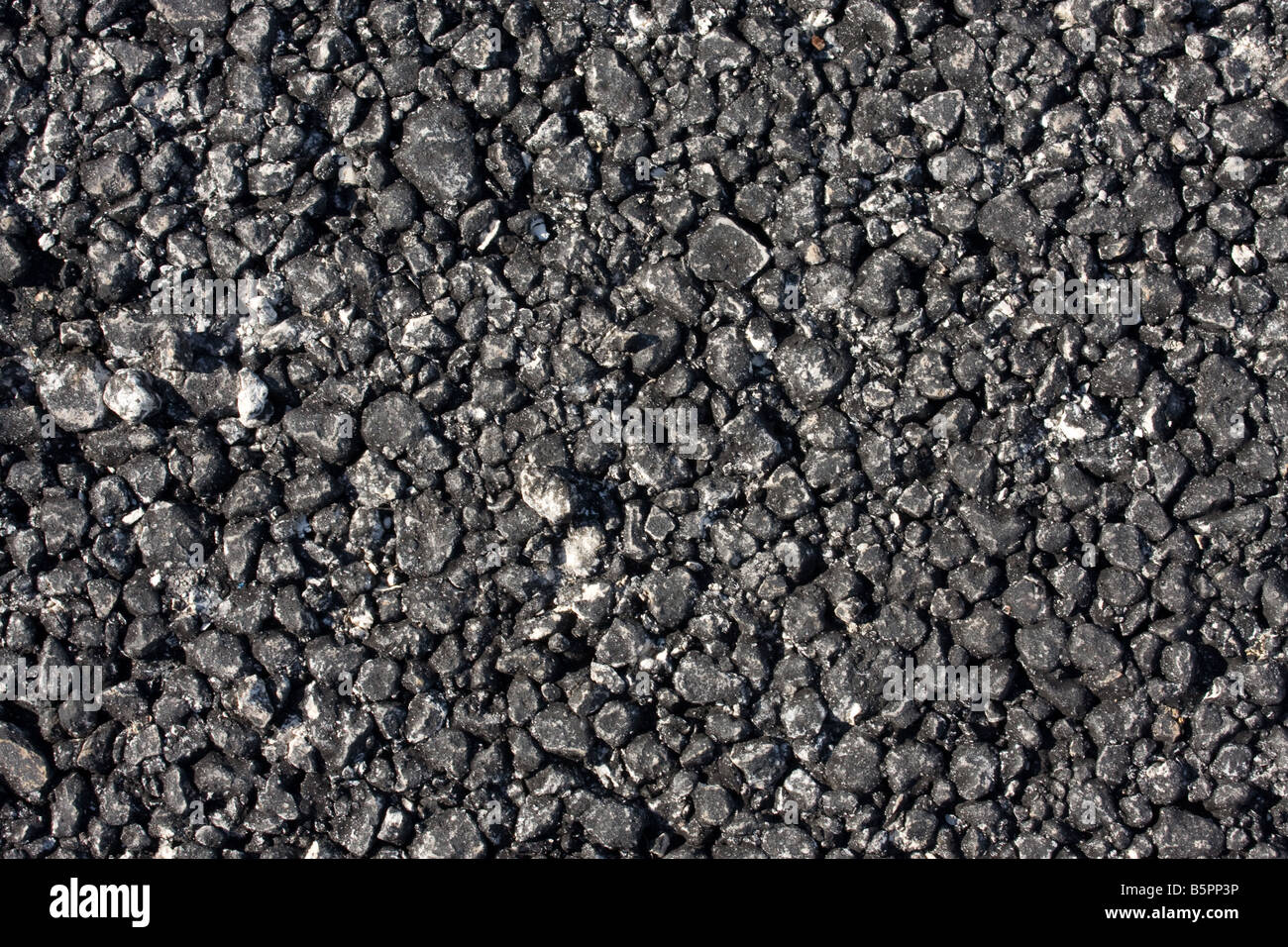 Permeable el asfalto es un producto de construcción verde Imagen De Stock