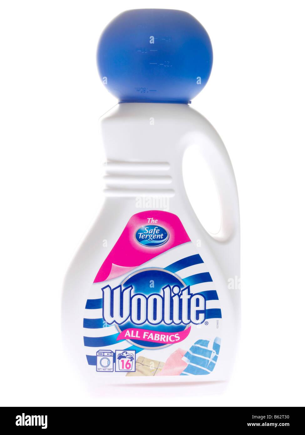 Líquido de lavado Foto de stock