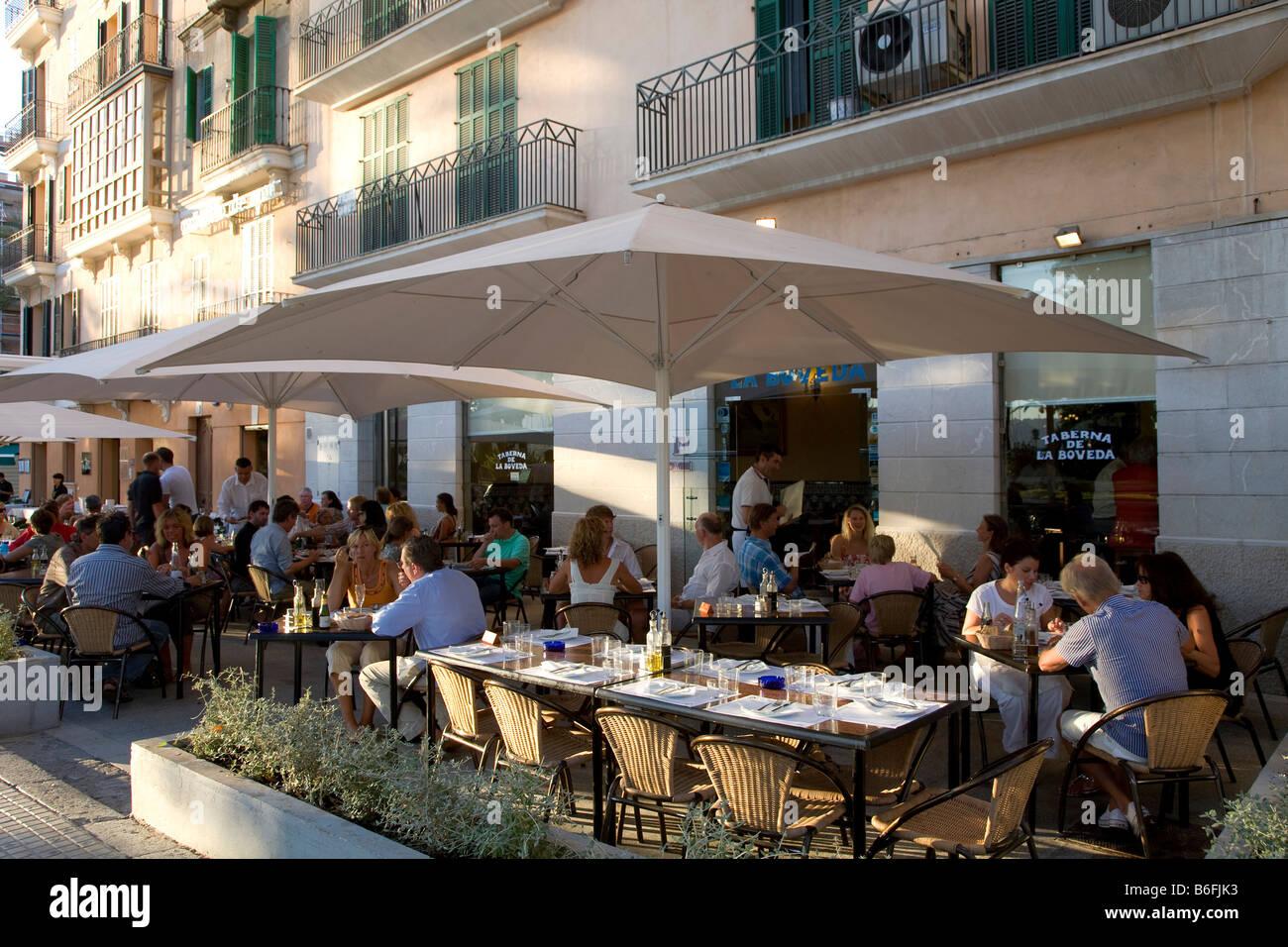Taberna De La Boveda Restaurante Y Bar Terraza Palma De