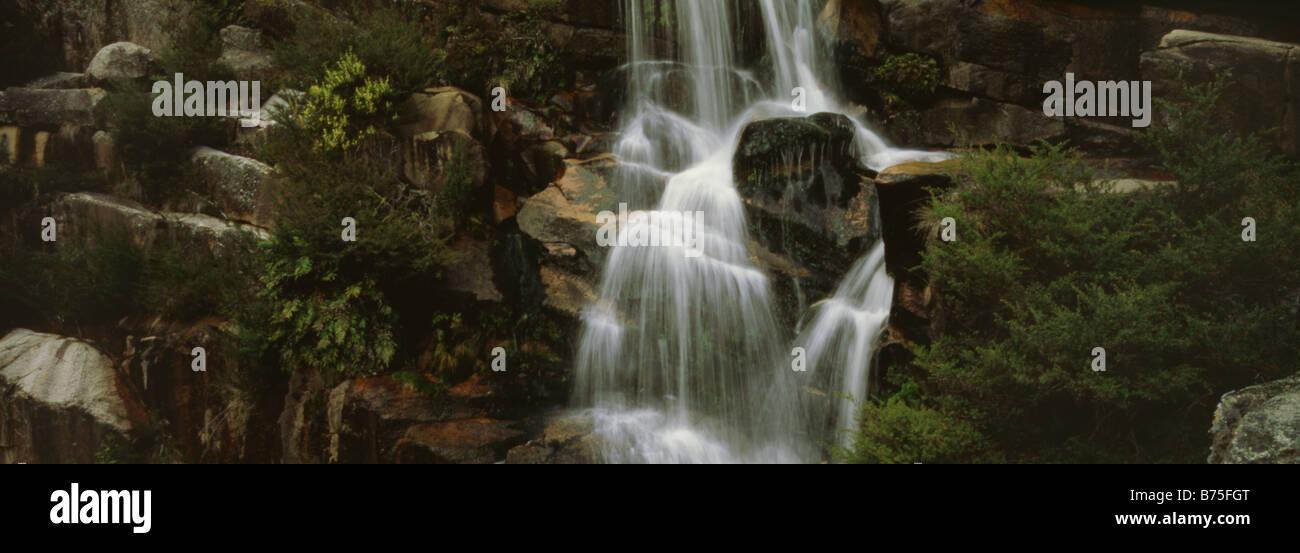 Gibraltar Falls, situado no lejos de Canberra este encantador lugar tiene un resonante de la belleza. Canberra, Imagen De Stock