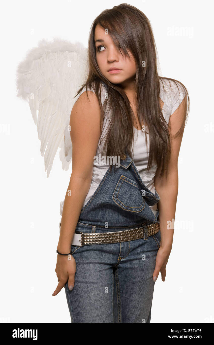 Angel pic teen