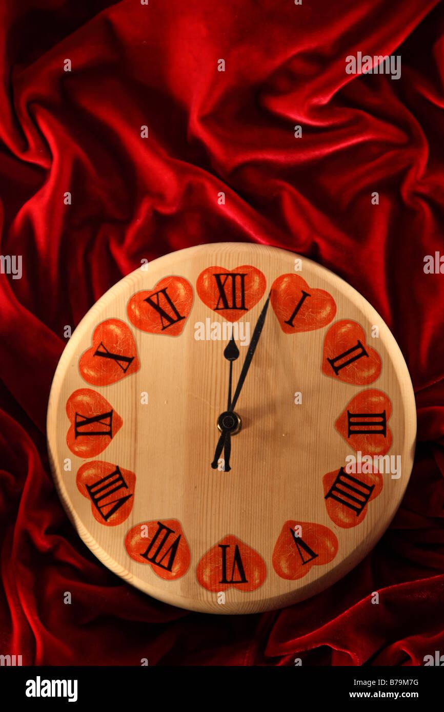 Amor y pasión cada hora de cada día Imagen De Stock