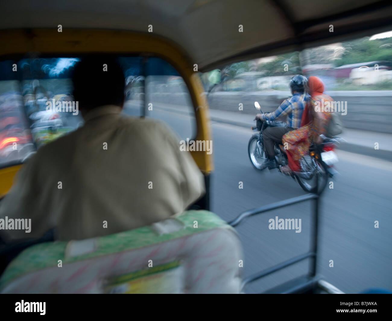 Modelo de la India TUK TUK//autorickshaw//Rickshaw taxi nuevo desde el Reino Unido