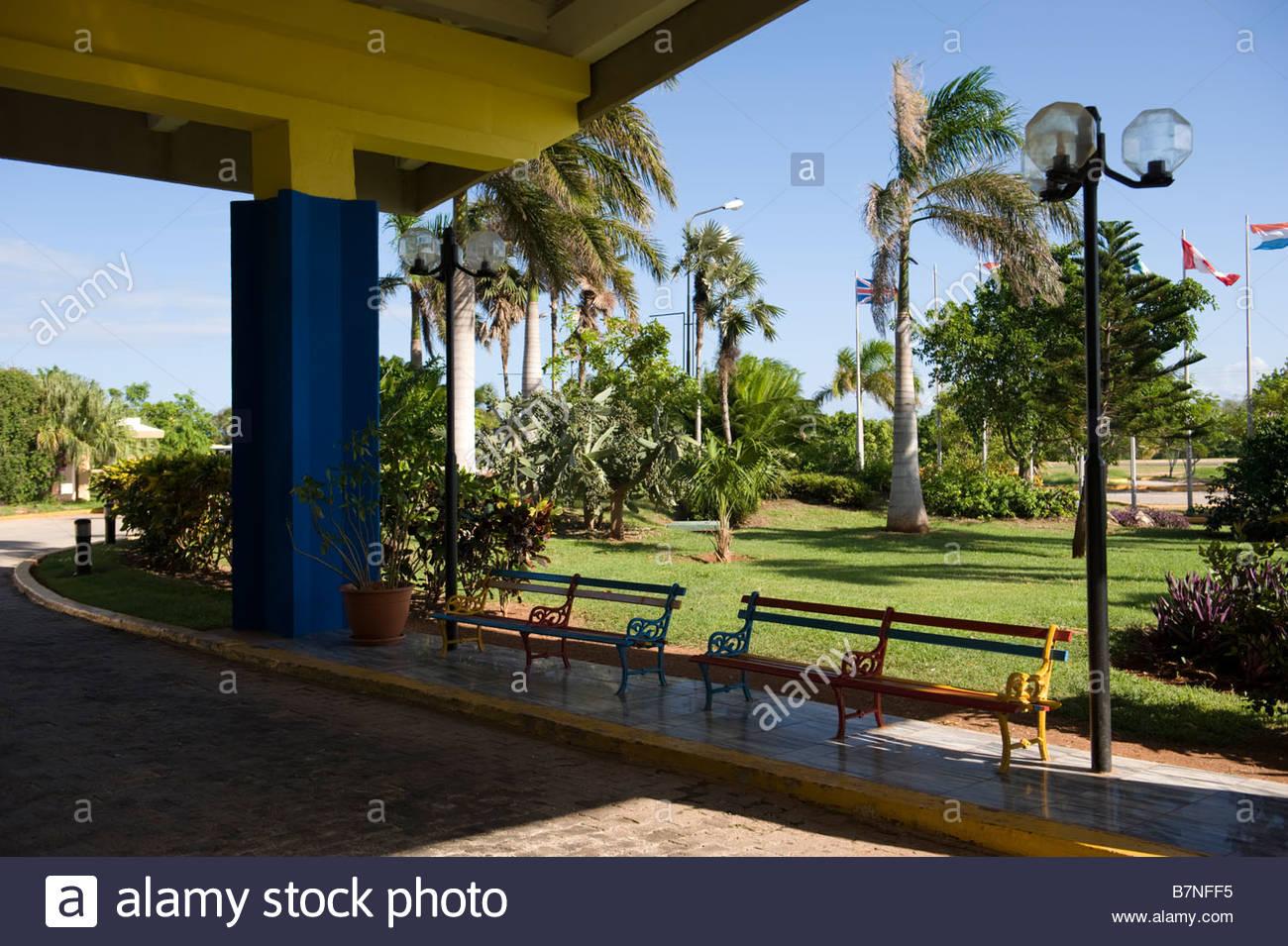 Hotel Club Amigo varadero. Imagen De Stock