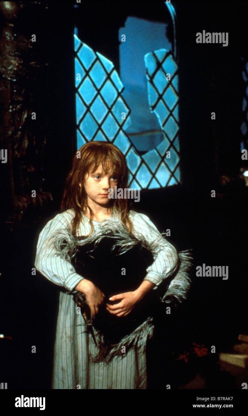Las aventuras del barón Munchausen Año : 1988 UK / Italia Director: Terry Gilliam Sarah Polley Foto de stock