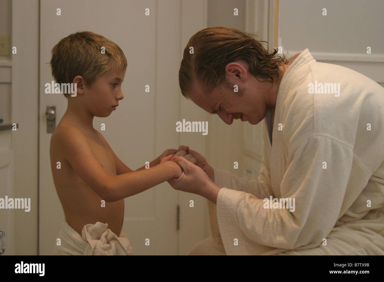 LE LIVRE DE JEREMIE Engañoso es el corazón más que todas las cosas 2004 - uk usa Jimmy Bennett, Jeremy Imagen De Stock