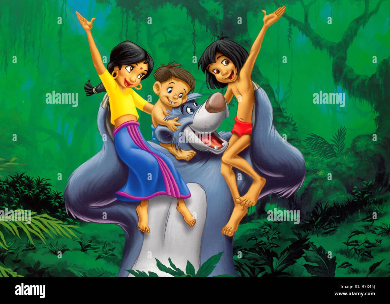Baloo Para Colorear: Baloo Y Mowgli Imágenes Y Fotos